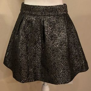Gorgeous mini skirt size 9 Like new condition